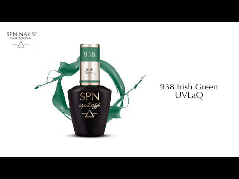 Video: 938 Irish Green UV LaQ 8ml