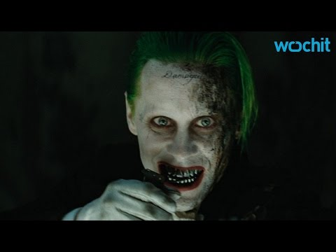 Jared Leto Experimented With Joker Laugh In Public?