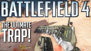 The ultimate trap! - Battlefield 4 Top Plays