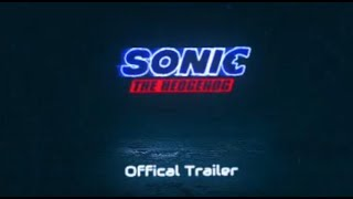 Sonic the Hedgehog (2019) - New Official Trailer - Paramount Pictures (Fan-made)