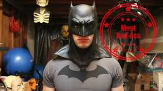 Nate's Batman Cowl Review