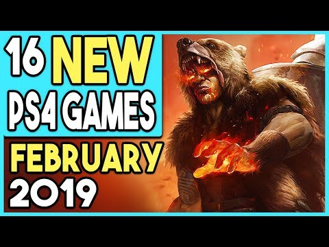 16 Big PS4 Games Coming in February 2019 (New PS4 Releases) Mp3