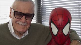 Marvel释出Stan Lee缅怀影片 永远的英雄之父