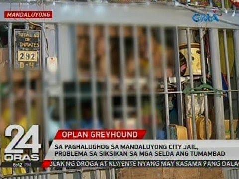 Sa paghalughog sa Mandaluyong City Jail, problema sa siksikan sa mga selda ang tumambad