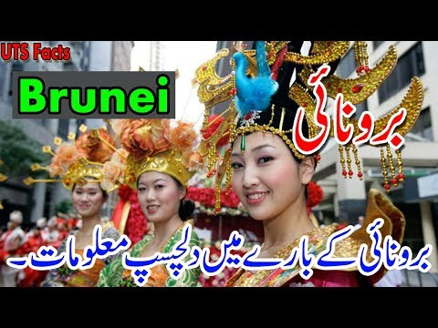 Amazing Facts about Brunei in Urdu/Hindi - Brunei a Mysterious Country || UTS Facts