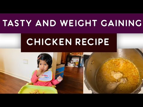 Chicken Recipe For Toddlers And Kids | Us Express Bindu Vlogs