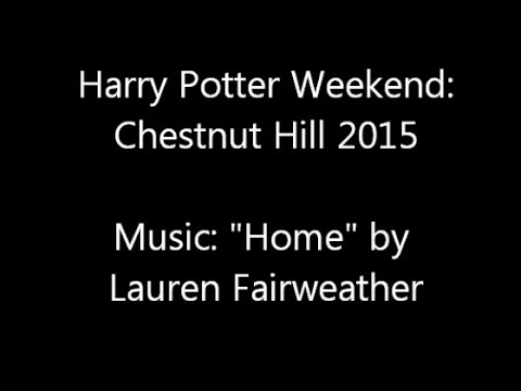 Chestnut Hill Harry Potter Weekend 2015