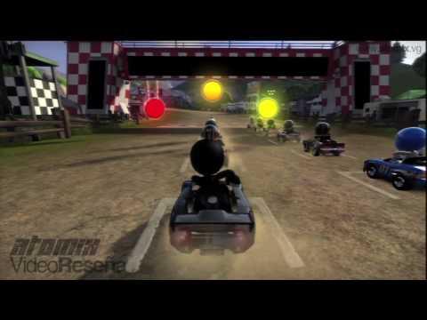 Video Reseña: ModNation Racers