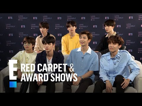 BTS Could Be Collaborating With Shawn Mendes! | E! Live from the Red Carpet