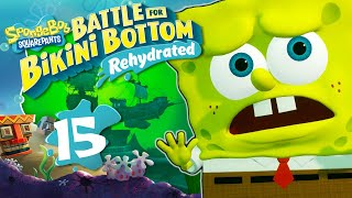 SCHIFFSFRIEDHOF des FLIEGENDEN HOLLÄNDERS 🧽 SPONGEBOB: BATTLE FOR BIKINI BOTTOM REHYDRATED #15