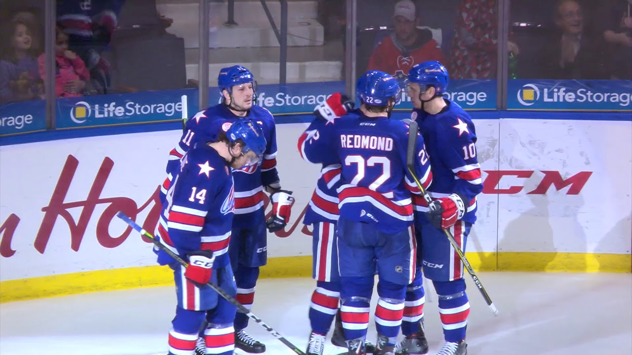 Rochester Americans Highlights 3.24.2018