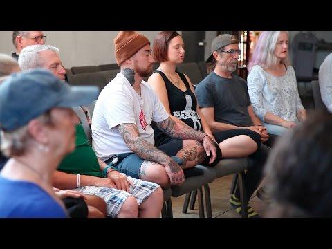 Against the Stream: Taking Refuge in an American Sangha