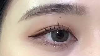 오렌즈/렌즈추천/빅사이즈렌즈/그레이렌즈/콤플렉스 3콘/…