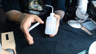 Making Your Own Airbrush Cleaner