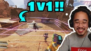 1 VERSUS 1 MODE IS HERE IN APEX LEGENDS!! NEW PATCH!!