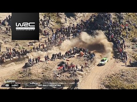 WRC 2 - YPF Rally Argentina 2017: WRC 2 Event Highlights