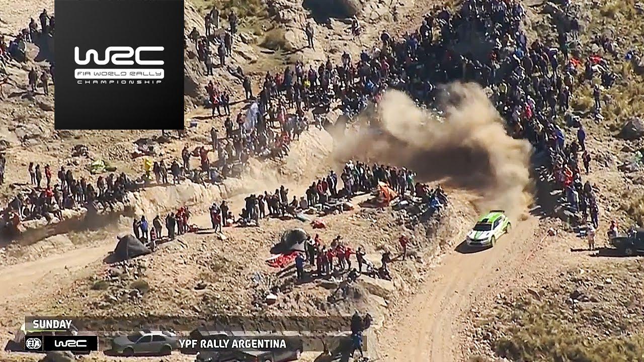 WRC 2 - YPF Rally Argentina 2017: WRC 2 Event Highlights