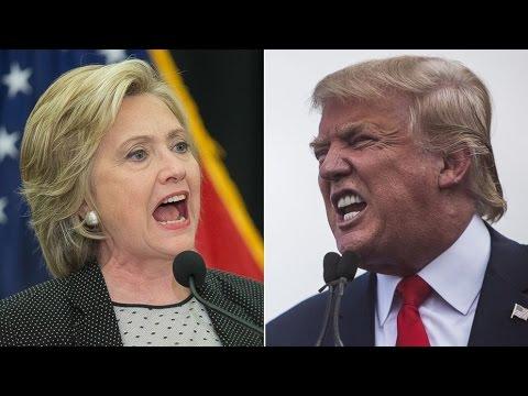 US Polls: Opinion polls show Clinton