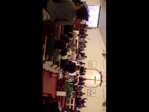 East St. Louis, Illinois Mt. Sinai Missionary Baptist Churc
