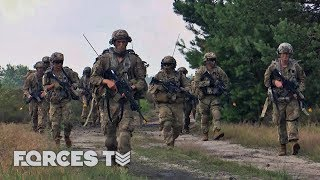The Biggest 'War Games' Yet | Forces TV