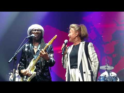 Salle Pleyel, Paris | 4.7.2018 | 04 | Nile Rodgers & CHIC: Spacer (feat. Sheila)