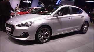 2018 Hyundai  i30 Fastback Public debut | Interior and Exterior | Frankfurt Autoshow 2017