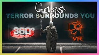 GAGS: TERROR SURROUNDS YOU — 360º GoPro Fusion VR Short Film