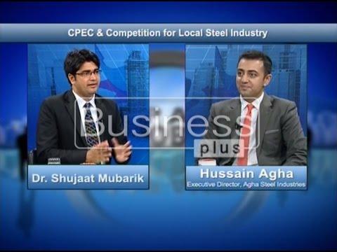 Aap aur karobaar - CPEC and competition in local steel Industry