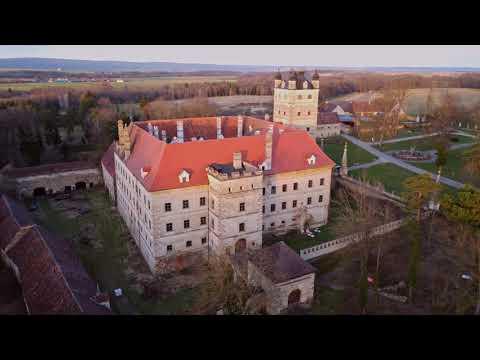 Schloss-Greillenstein Drone