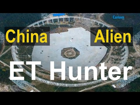 China's Alien ET Hunter 'FAST' in Action | Stephen Hawking Warns Aliens Raid | Largest Telescope