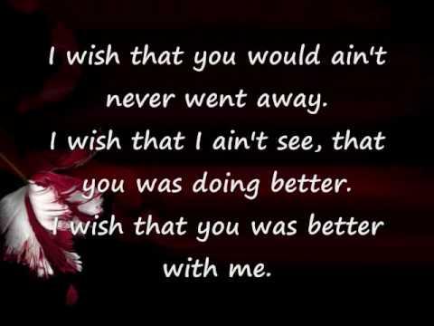 I Wish - August Rigo ( w/ Lyrics )