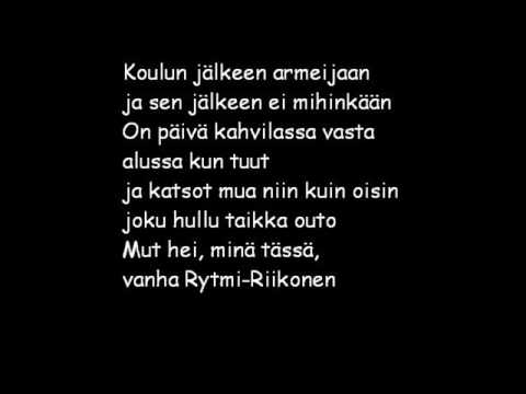 Happoradio - Kostaja [with lyrics]