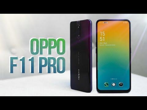 Những điểm mới trong thiết kế của Oppo F11 Pro: Ấn tượng nhưng chưa