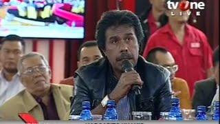 """ILC """"KPK vs Polri"""". Margarito Khamis :""""Tidak Ada Alasan Presiden Untuk Tidak Melantik Kapolri"""