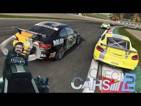 Успешное начало карьеры на Porsche Cayman GT4 ClubSport MR на Red Bull Ring National Project Cars 2