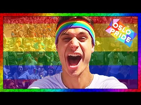 Gay Pride Norway 2016 - Oslo Pride Parade