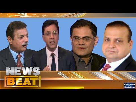 NAB Per Lagay ilzamat | News Beat | Paras Jahanzeb | SAMAA TV | Nov 24, 2018
