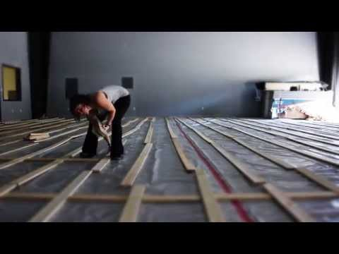 How to build a dance floor in under 2 minutes
