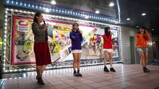 2017/10/10 Parfait 松戸競輪場 トークショー 松戸競輪で行われた 松戸...