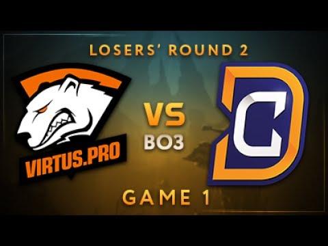 Virtus.pro vs Digital Chaos Game 1 - Dota Summit 7: Losers' Round 2