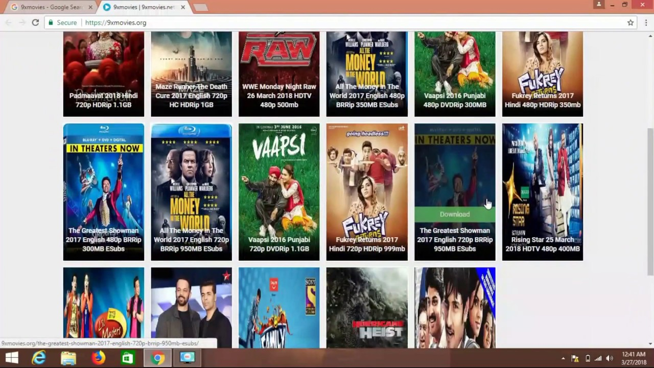 How To Download Any Movie Free On Pc And Andriod Youtube