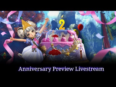 Blade & Soul: 2nd Anniversary Patch Preview