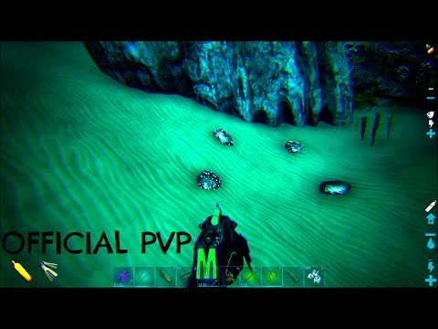 BEST WAY FOR PEARLS NOW - Official PVP (E129) - ARK Survival