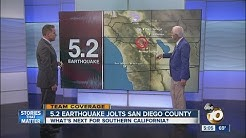 5.2 earthquake jolts San Diego County