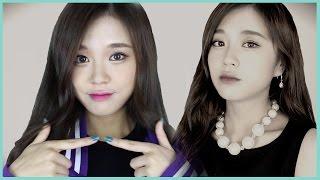 트와이스 쯔위 cheer up 메이크업 twice tzuyu makeup tutorial