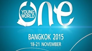 One Young World Summit 2015 Bangkok