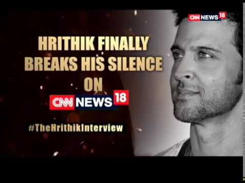 Viewpoint: Hrithik Roshan Breaks Silence on Kangana Ranaut | CNN-News18