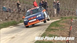 Rallye Epernay Vins de Champagne 2017 - Attack & Mistakes [HD]