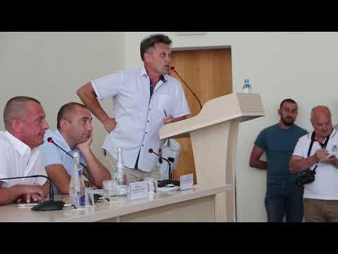 Александр Sandro Кирьяков: Олег Семёнов. Генплан города Судак
