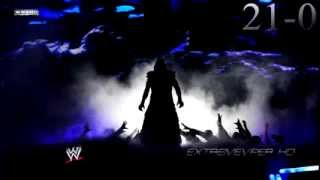 WWE The UnderTaker Theme ( Rest IN Peace ) Quality sound Titantron New ( HD ) ( 2004 / 2014 )